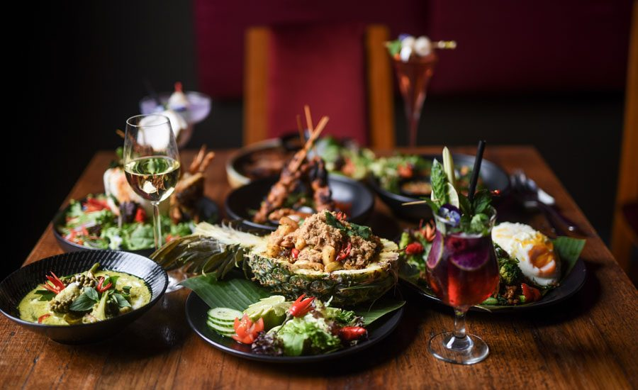 ร้านอาหารไทยในต่างประเทศ