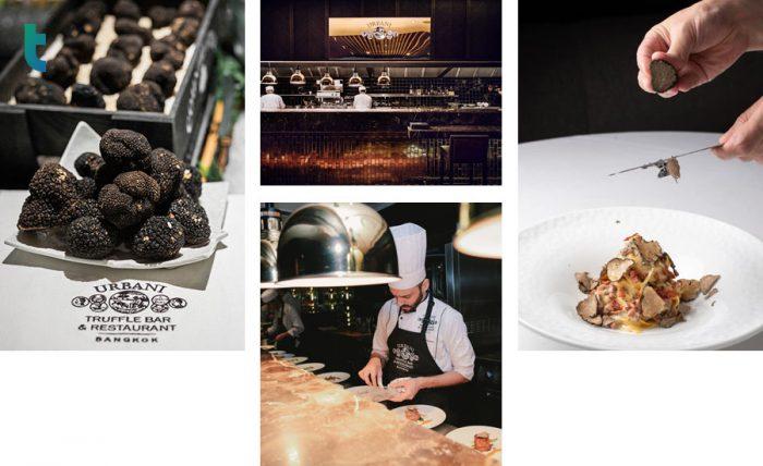 URBANI Truffle Bar & Restaurant Bangkok